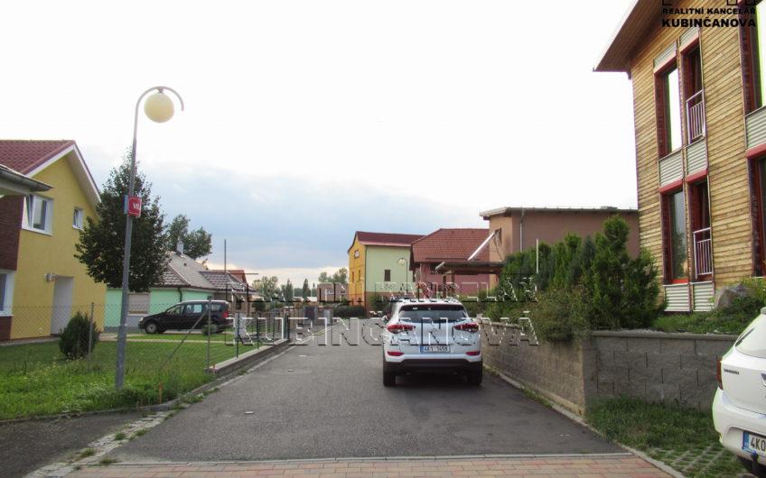 Nízkoenergetický rodinný dům ve Františkových Lázních