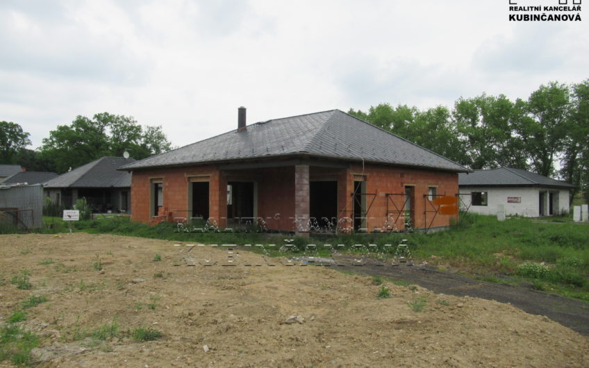 Prodej rodinného domu dispozice 4+kk