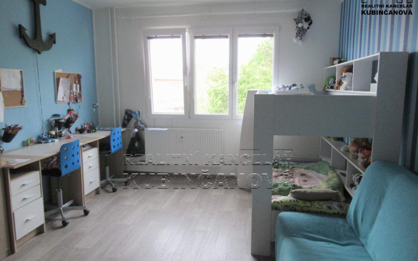 Prodej bytu 3+1 po kompletní rekonstrukci